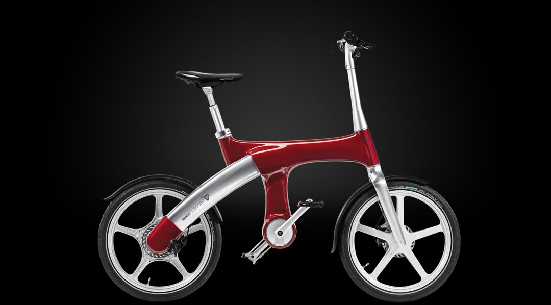 Mando Footloose - Weltweit erstes kettenloses Fahrrad