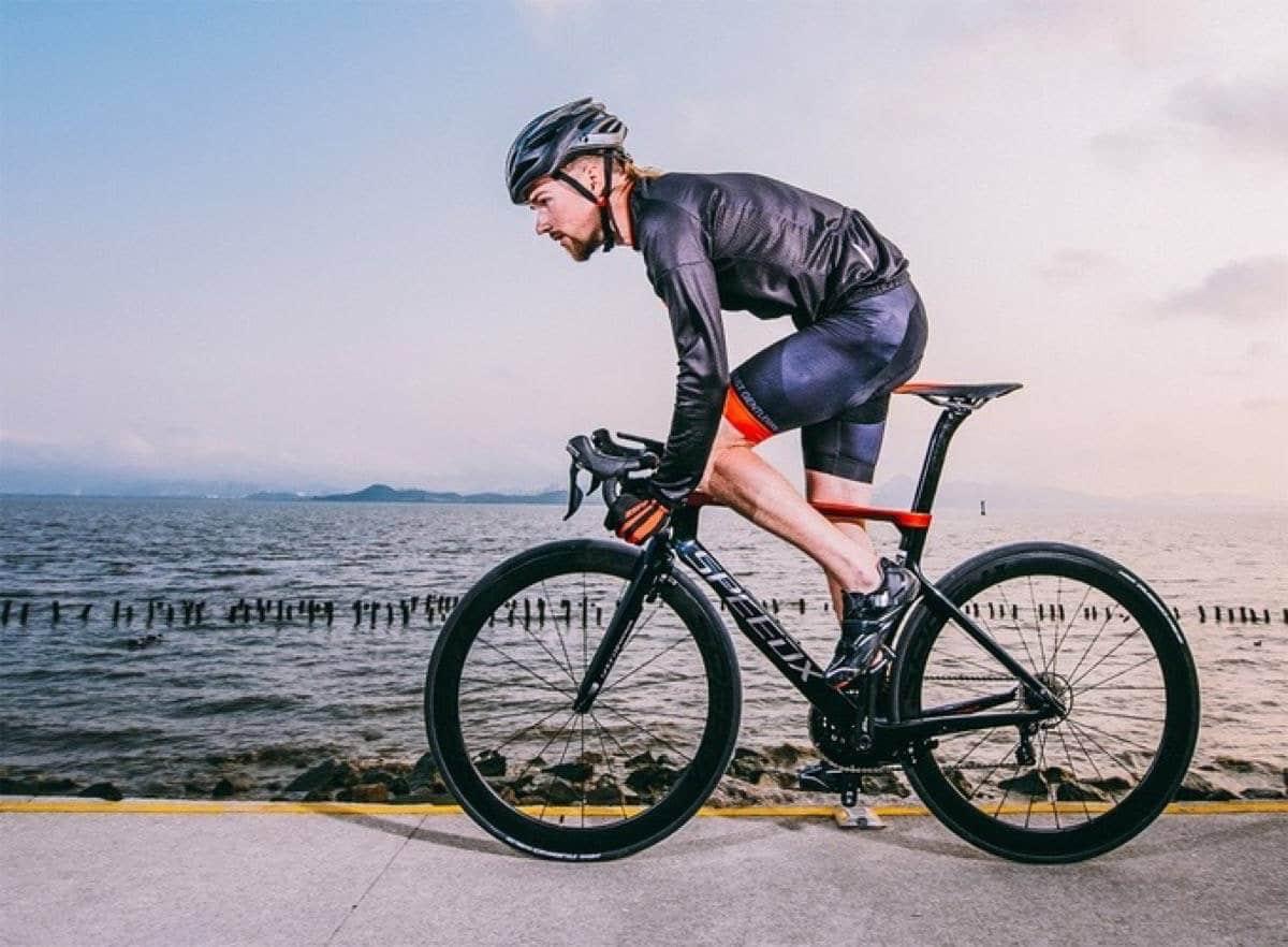 SpeedX Leopard Kickstarter Projekt mit erstem Smarten Rennrad