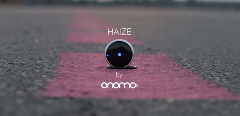 Onomo Haize – Smarte Navigation für das Fahrrad