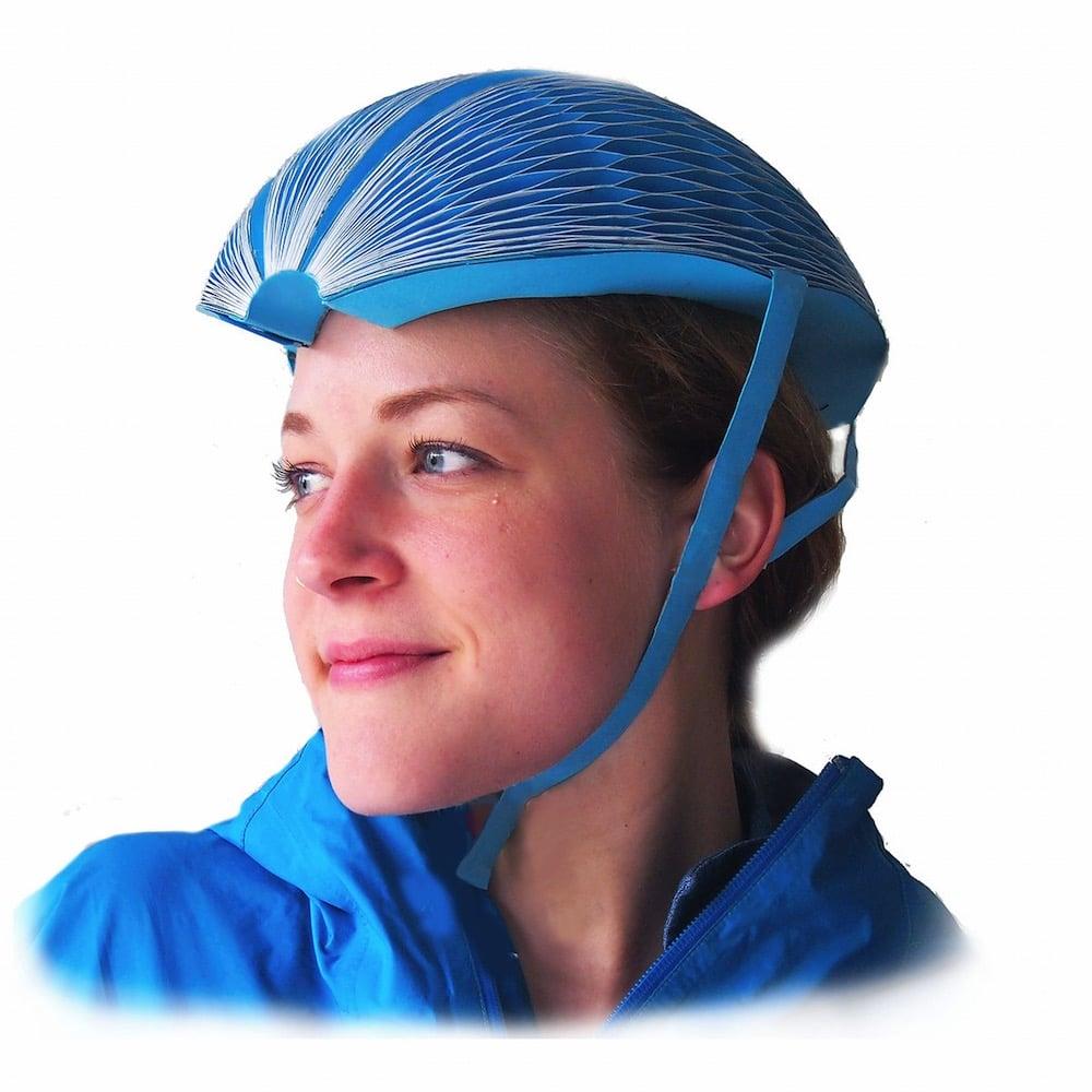 Ecohelmet – Der Fahrradhelm aus Altpapier