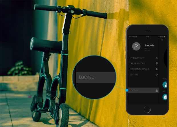 Smacircle – Das e-Bike für den Rucksack