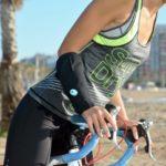 Beim Fahrradfahren/eBike fahren
