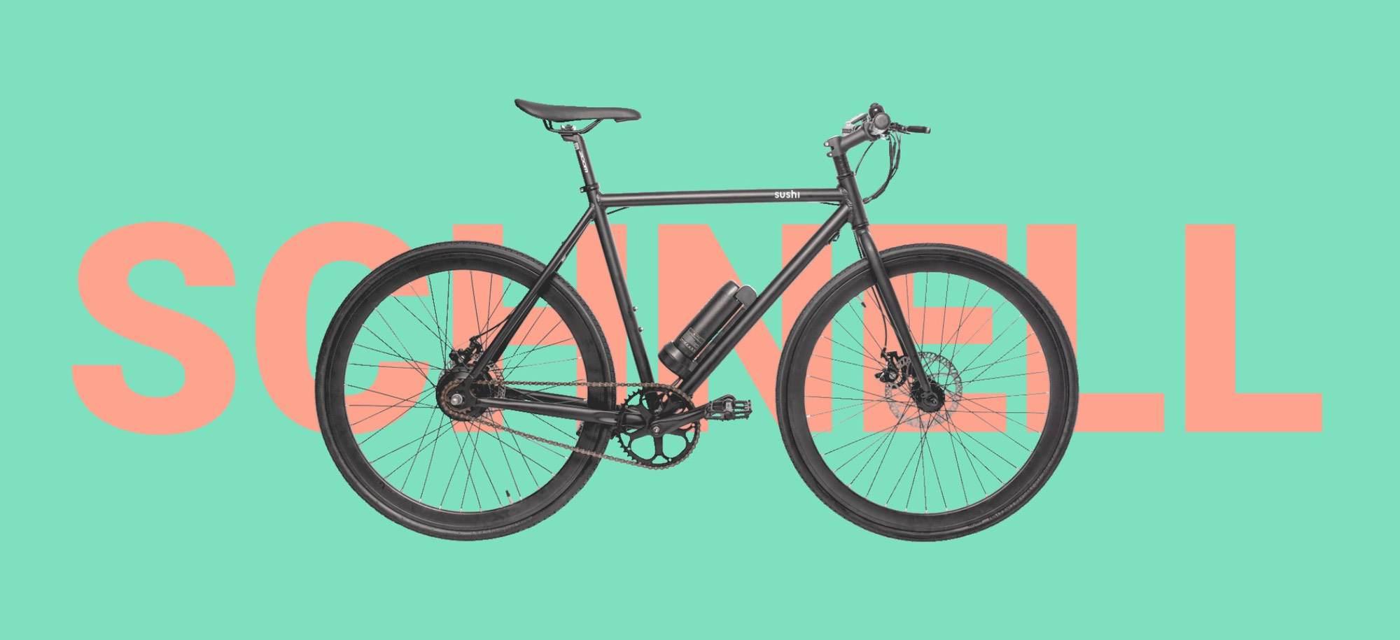 E-Bike Startup Sushi: Joko Winterscheidt macht mobil auf zwei Rädern
