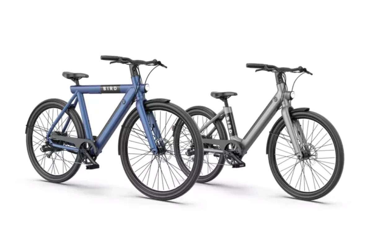 Bird Bike kommt im 2022 nach Europa