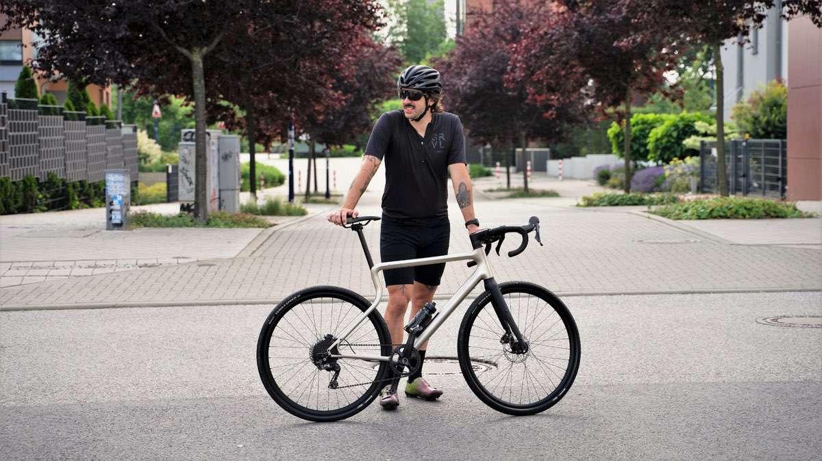 Urwahn Waldwiesel.E – E-Bike unter 15 kg